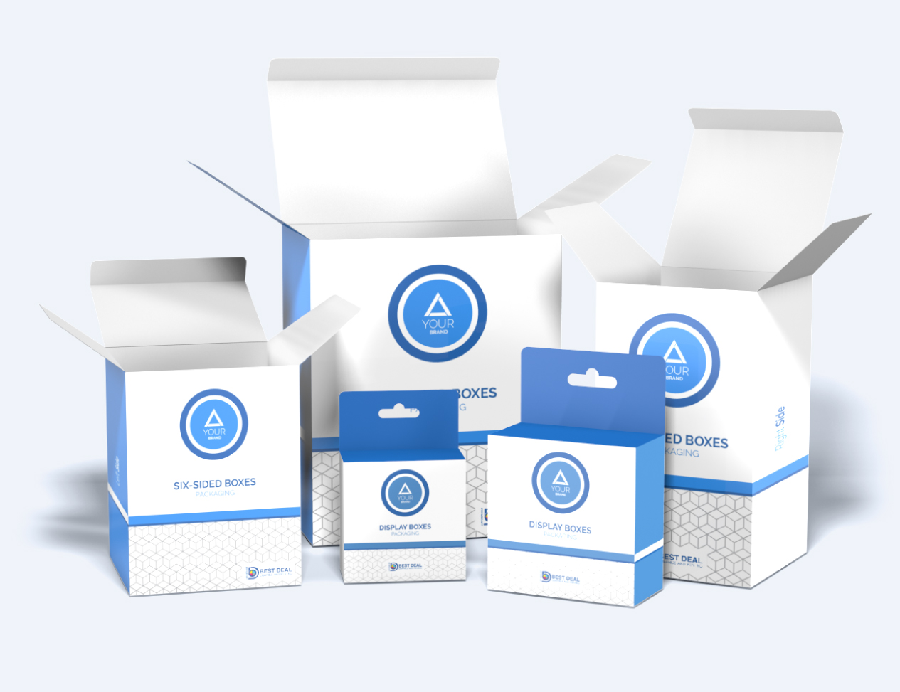 Best Deal Printing - Packaging